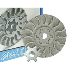 Half pulley Polini Air Speed for 13mm engines for Minarelli