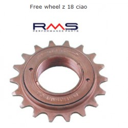 Sprocket RMS 18  Ciao / Puch Maxi