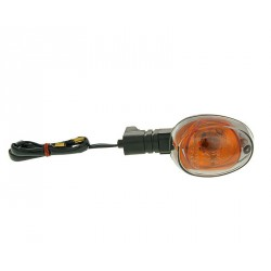indicator light assy clear front left / rear right for Derbi, Rieju, Yamaha, MBK