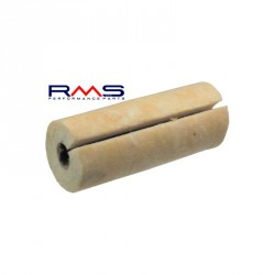 RMS wool silencer 60x170mm - Moped - Scooter - Enduro-Road