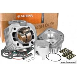 Cilinder kit Athena Racing -70cc -Minarelli Horizontal (10 sornik )-Rally-Sonic-Ciak -F12 -Jog