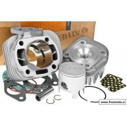 Cilinder kit Athena Racing 70cc -CPI / Keeway /Generic
