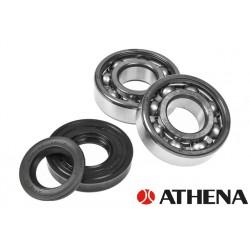 Ležaji + oljna tesnila gredi - ATHENA SKF C4 Metal-AM6