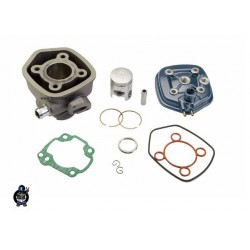 Cylinder kit   50cc Sport Alu. Minarelli  /  MBK-Yamaha H2O Ø 40    R4Racing