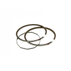 Piston ring set Naraku 50cc for Kymco , Honda , SYM
