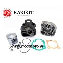 Cilindar kit- Barikit 70cc Sport - Minarelli Horiz- AC (10 sornik)