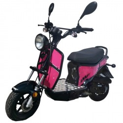 Skuter IMF Ptio 4T -Pink - 50cc