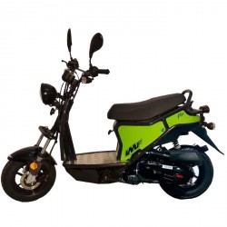 Scooter IMF Ptio 4T - Green 50cc