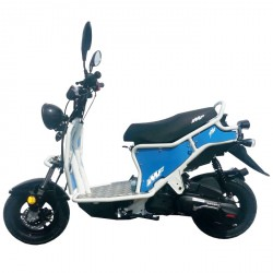 Scooter IMF Ptio 2T 50cc - WhiteBlue