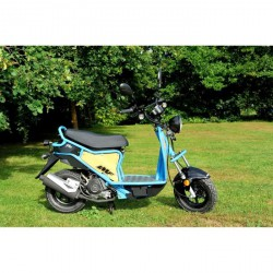 Scooter IMF Ptio 4T -Blue Wood - 50cc