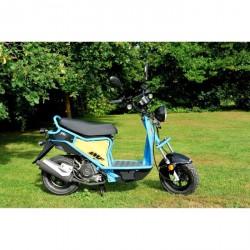 Skuter IMF Ptio 4T -Blue Wood - 50cc
