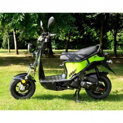 Scooter MF Ptio 2T -Green Black 50cc