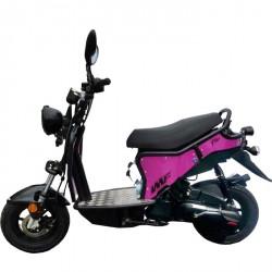 Scooter IMF Ptio 2T -Black Violet 50cc