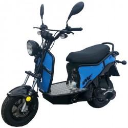 Skuter IMF Ptio 2T -Black Blue 50cc
