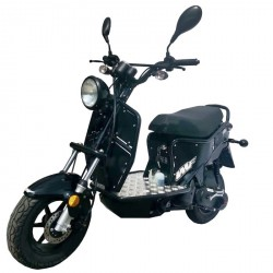 Scooter IMF  Ptio 2T Black  - 50cc