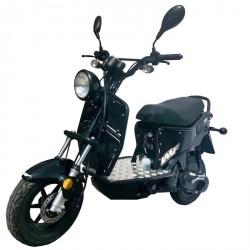 Skuter IMF  Ptio 2T Black  - 50cc