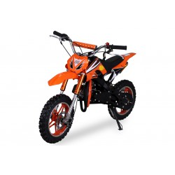 Pocket bike  Delta 50cc  MKII - Orange