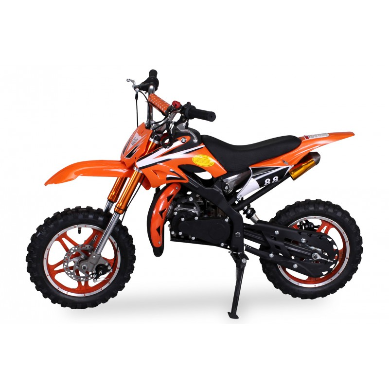 pocket bike delta 50cc mkii orange. Black Bedroom Furniture Sets. Home Design Ideas