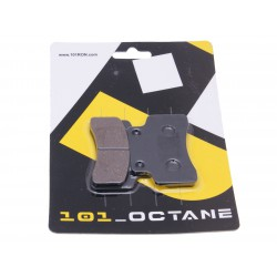 Zavorne ploščice 101Octane-  Baotian, CPI, Keeway, Rex, Qingqi