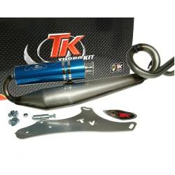 Auspuh Turbo Kit GMax Sport 4T za GY6 50cc Retro
