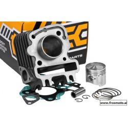 Cilinder kit  Tec HQ 50cc -Piaggio , Vespa , Aprilia 4T