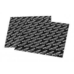 Lamelni lističi - Malossi Karbonit, 2 kosa - 100x100mm, 0.30mm