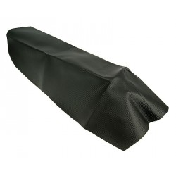 seat cover carbon look for Aprilia SR50, Rally