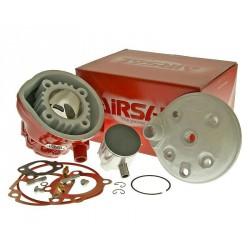 Cilinder kit Airsal 80cc X-Trem -(hod 45mm) Minarelli Horizontal -( 12mm) Aerox , Nitro ,F12