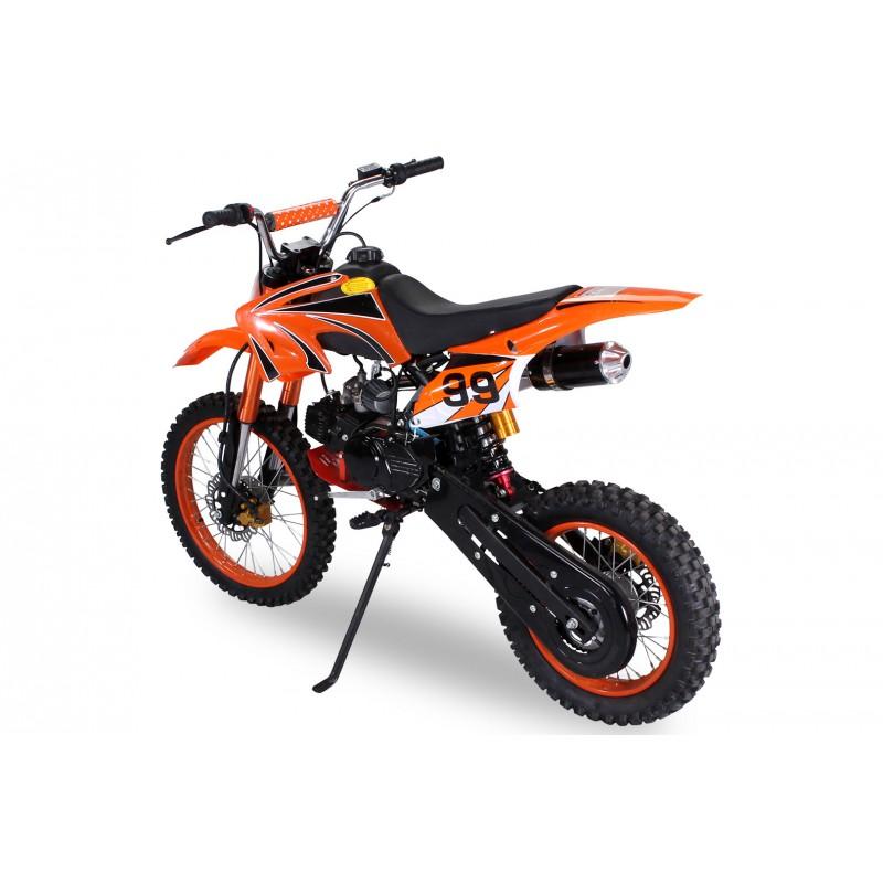 pitbike orion jc 125ccm r orange. Black Bedroom Furniture Sets. Home Design Ideas