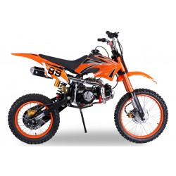 Pitbike Orion JC 125ccm - R -Orange