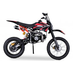 Pitbike Orion JC 125ccm - R model -BLACK