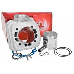 Cilinder kit - Airsal  120cc -Peugeot Speedfight , Elyseo ,Trekker
