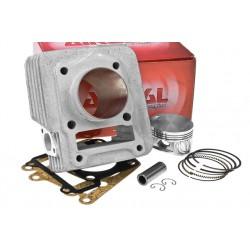 Cylinder kit Airsal Racing 150cc - Tomos Sm 125cc , Yamaha XT 125 R/X ,YBR 125