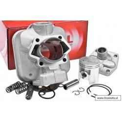 Cilinder kit Airsal Sport 63cc -Aprila AF1 , ETX , rv3/4