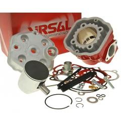 Cilinder kit Airsal Xtrem 86.4cc 50mm, 44mm hod - Piaggio / Gilera