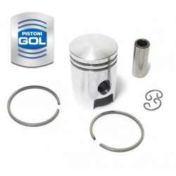 Klip -Gol Pistoni - 38,00 x12 -SACHS 48 cc PONY