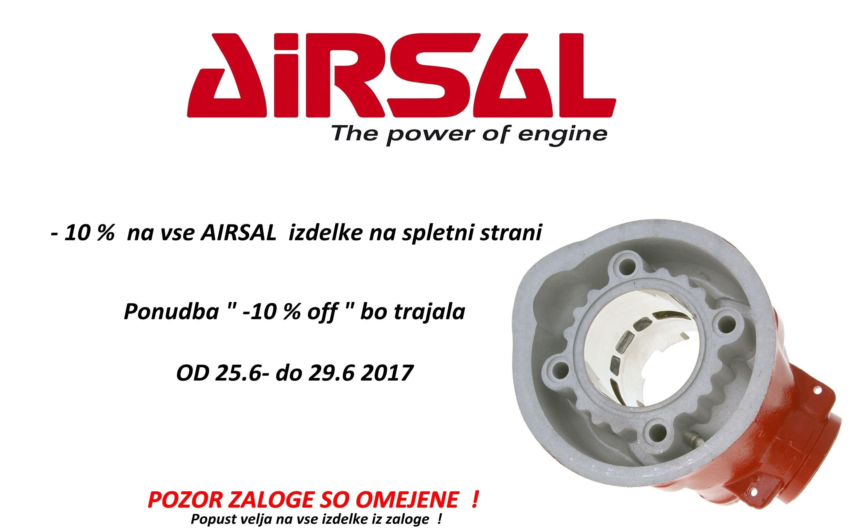 Airsal OFFER